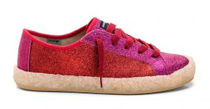 Sneaker Rouge