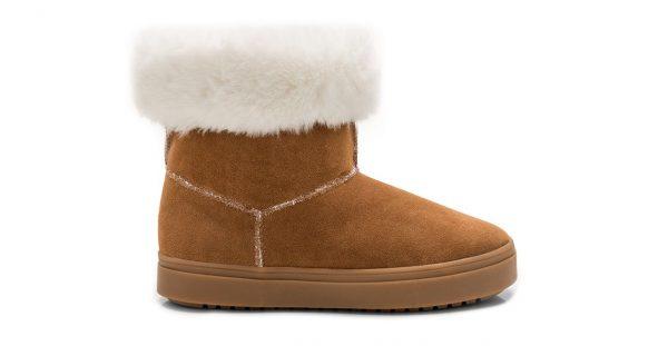 Winter Boot Camel