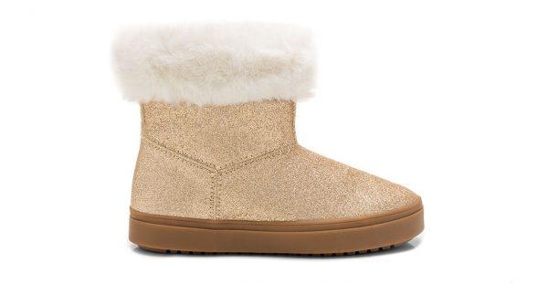 Winter Boot Gold