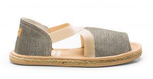 Fit Sandal Silver