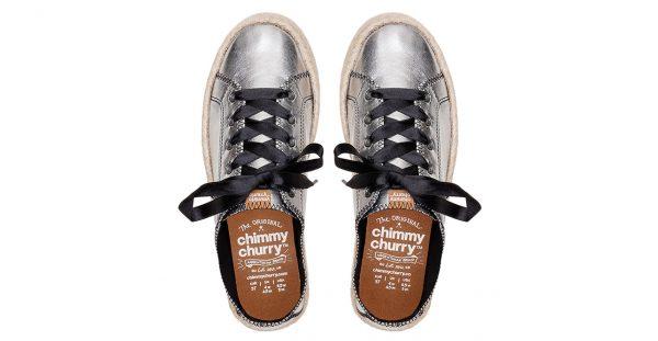 Sneaker Silver
